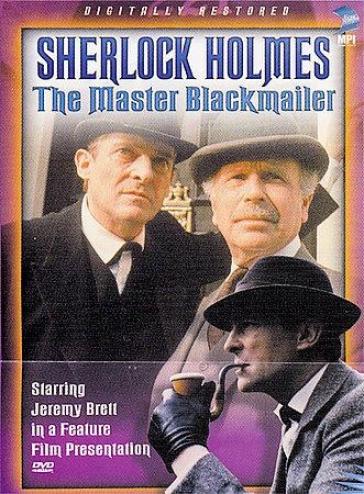 Sherlock Holmes - The Main Blwckmailer