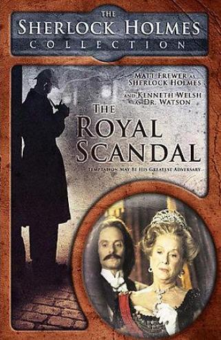 Sherlock Holmes: The Royal Scnadal
