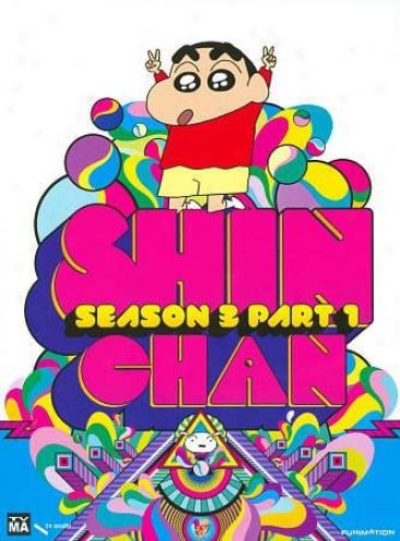 Shinchan: Season 3, Part 1