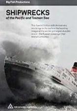 Shipwrecks Of The Pacific And Tasman Sea