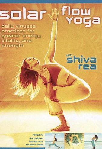 Shiva Rea - Solar Flow Yoga