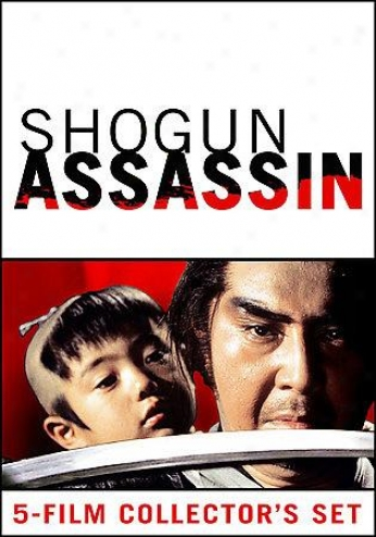 Shogun Murderer: 5 Film Collector's Set