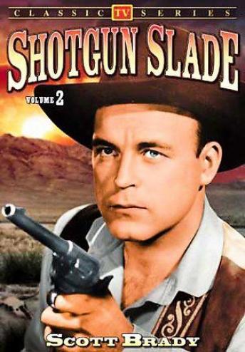 Shotgun Slade Vol. 2: Tv Series