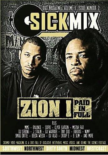 Sickmix Dvd Magazine - Vol. 2
