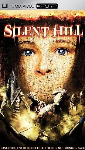 Slient Hill (psp Movie)