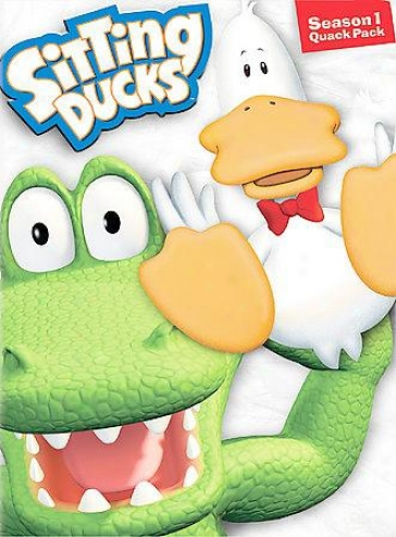 Sitting Ducks: Season 1 Quack Pack