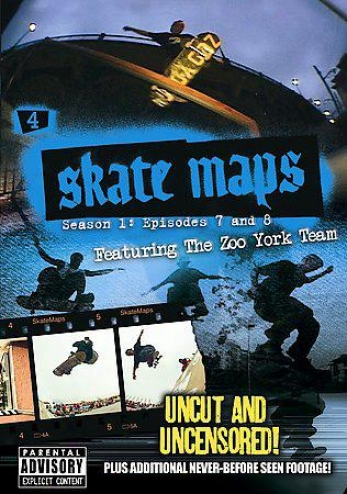 Skate Maps - Season 1:E pisodes 7 & 8