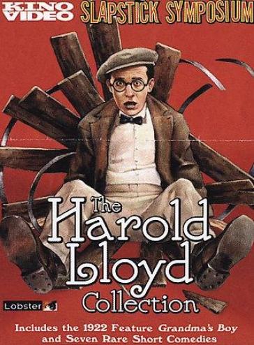 Slapstick Symposium - The Harold Lloyd Collection