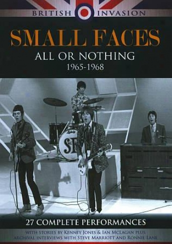 Small Faecs: All Or Nothing 1965-1968