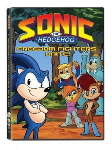 Sonic The Hedgehog - Freedom Fighters Unite
