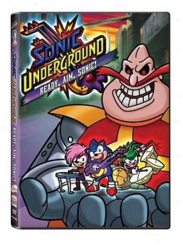 Sonic Underground - Ready Aim Sonic