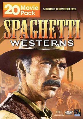 Spaghetti Westerns - 20 Movie Pack