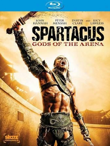 Spartacus: Gods Of The Arena - The Completed Collection
