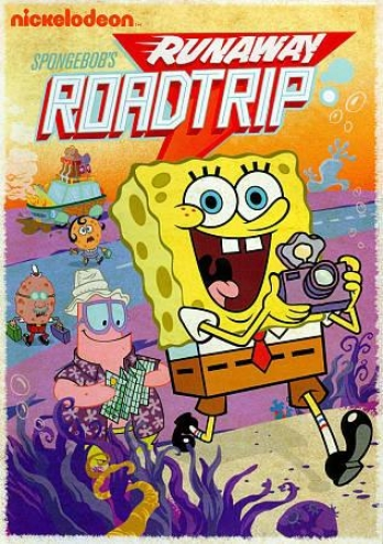 Spongebob Squarepants: Spongebob's Runway Roadtrip