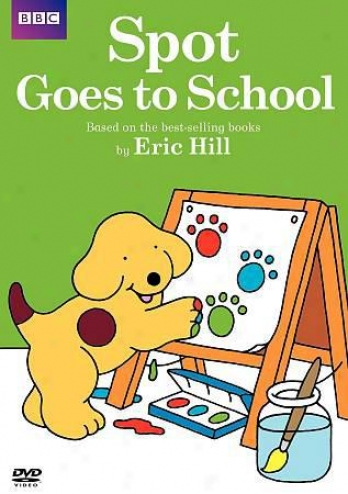 Speck: Spot Goes To School