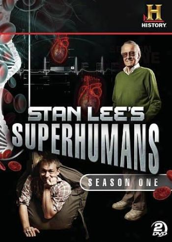 Stan Lee's Superhumans: Season One