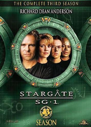 Stargate Sg-1 - Habituate 3 Giftset