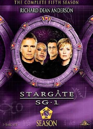 Stargate Sg-1 - Season 5 Giftset