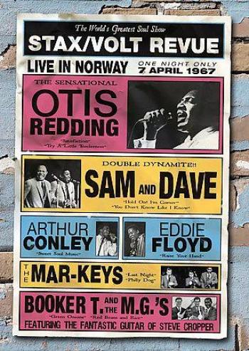 Stax/volt Revue - Live In Norway 1967