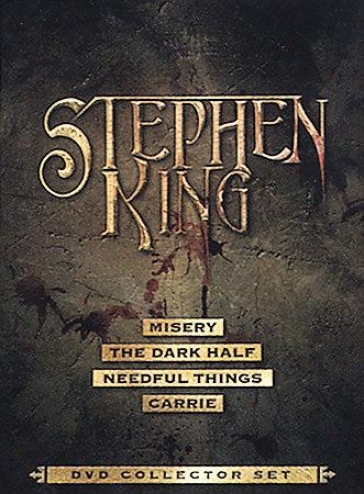 Stephen King Dvd Collector Arrange