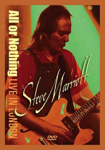Steve Marriott - All Or Nothing - Live In London