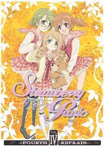 Strawberry Panic - Vol. Iv: Fourth Refrain