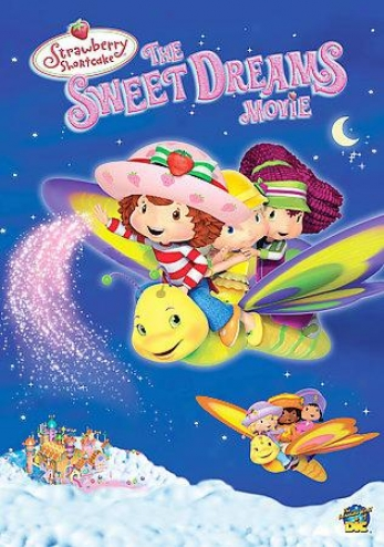Strawberry Shortcake - The Beautiful Dreams Movie