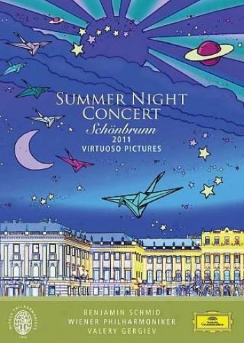 Summer Night Concert: Schonbrunn 2011