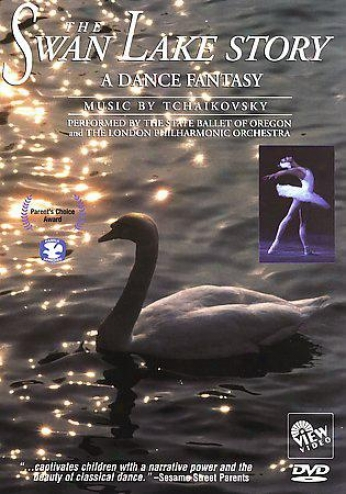 Swan Lake Story, The - A Dance Fantasy