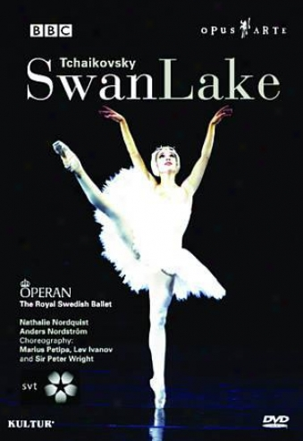 Swan Lake - Tchaikovsky/royal Swedish Ballet Stockholm