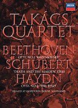 Tak?cs Quartet - Death And The Maiden