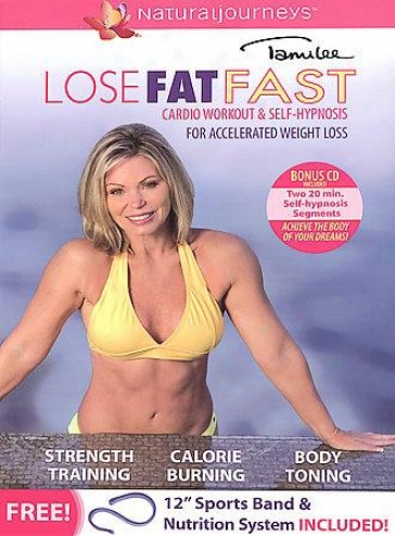 Tamilee Webb - Lose Fat Fast: Cardio Workout And Self Hypnoeis