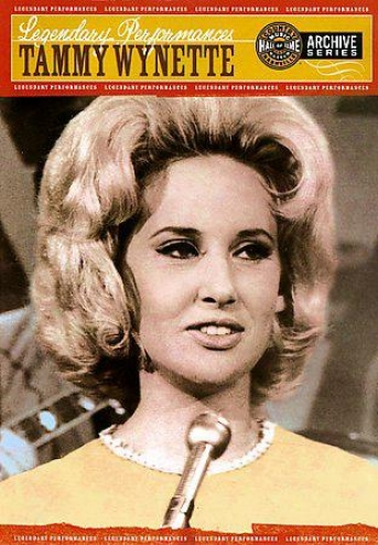 Tammy Wynette - Legendary Performances