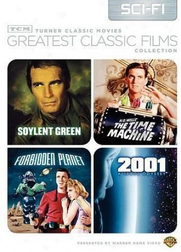 Tcm Greatest Clwssic Films: Sxi-fi