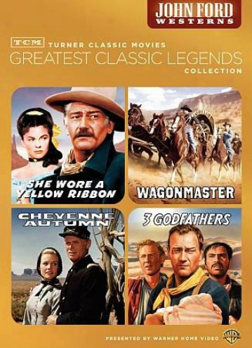 Tcm Greatest Classic Legends Collection: John Ford Westerns
