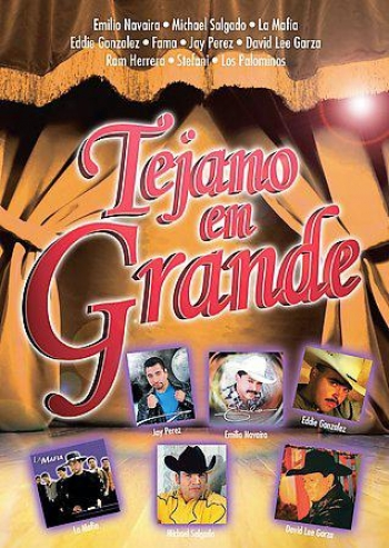 Tejano En Grande - Vol. 1