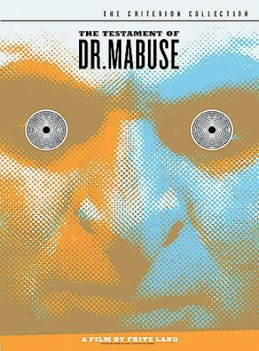Testament Of Dr. Mabuse