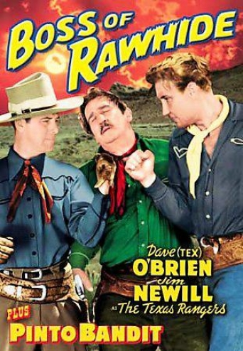 Texas Rangers Double Feature: Pinto Bandit/boss Of Rawhide