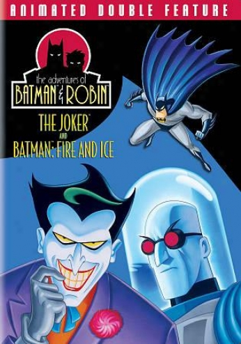 The Adventures Of Batman & Robin - The Joker/fire And Ice