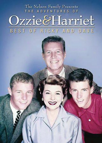 The Adventures Of Ozzie & Harriet: Best Of Ricky & Dave