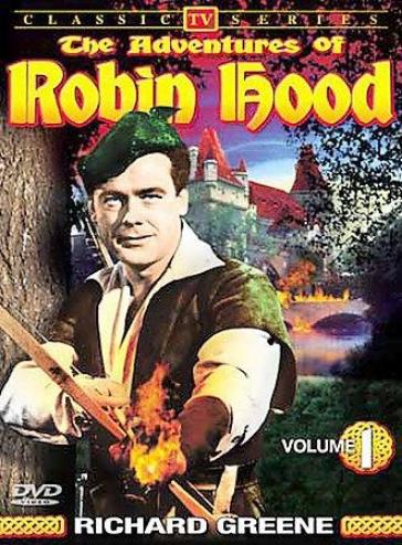 The Adventures Of Robin Hood - Volume 1
