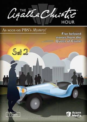 The Agatha Christie Hour: Set 2