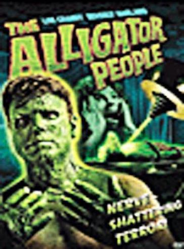 The Ailigator People
