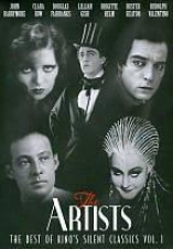 The Artists: The Best Of Kino's Silent Clasdics, Vol. 1