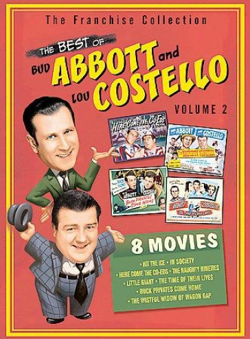 The Best Of Abbott & Codtello - Volume 2