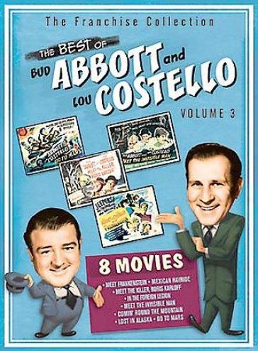 The Best Of Bud Abbott & Lou Costello - Volume 3