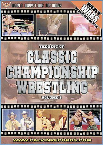 The Best Of Classic Championship Wrestling - Vol. 1