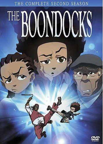 The Boondocks - Complete Second Season