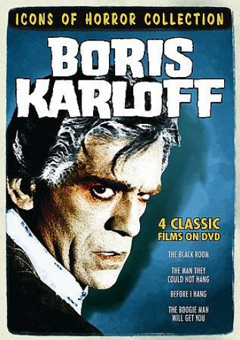 The Boris Karloff Horror Flicks Collection