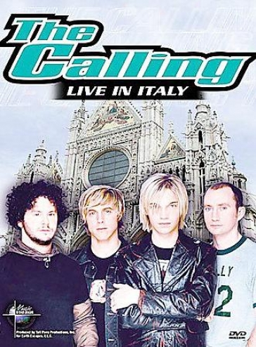 The Calling Live In Italy: Music In High Places